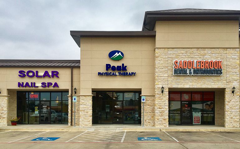 Peak Physical Therapy Gainesville TX