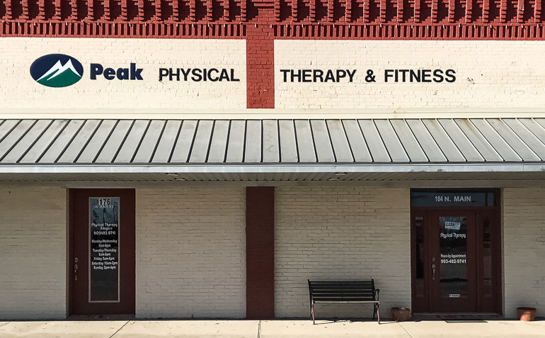 Peak Physical Therapy Van Alstyne TX