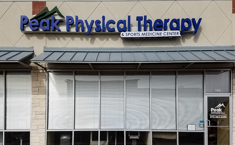 Peak Physical Therapy, Forney, TX